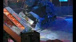 Robotwars Seventh War Semi Final Battle 2 X-terminator Vs Bulldog Breed
