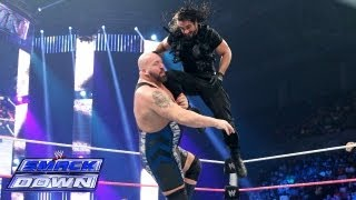 Big Show vs. Randy Orton & The Shield - 4-on1-Handicap-Match: SmackDown, Oct. 4, 2013