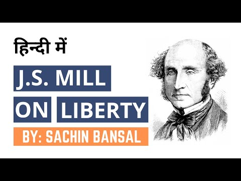 J.S Mill on Liberty