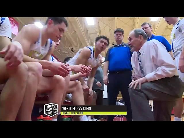 Westfield vs Klein Basketball