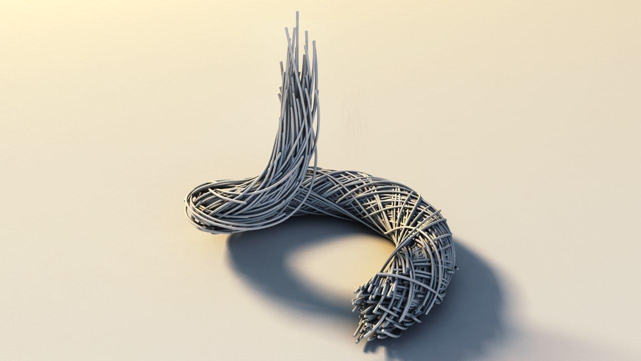 Script week 2# Spline rope and spline fibers