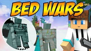 BED WARS - GOLEM!