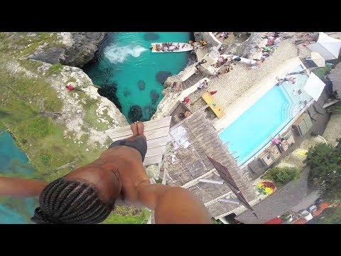 прыжки с высоты