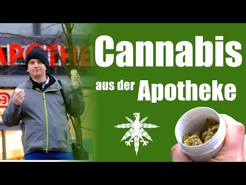 So kauft man Cannabis in der Apotheke