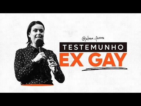 Juliana Ferron - Testemunho Ex Gay