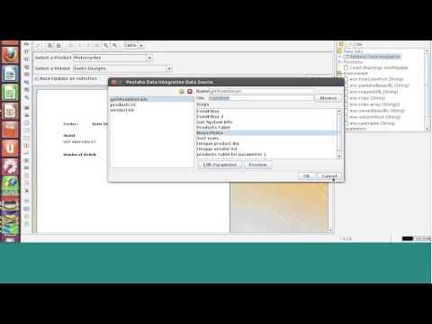 Using Pentaho Data Integration As A Data Source In Report Designer Using Parameters