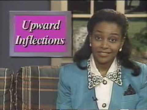 Upward Inflection