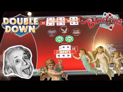 🔴 Insane! Super Hangry! 🔸$20 Bet. Poker Playboy Bonus Blackjack 21 @ Resorts World Casino NYC