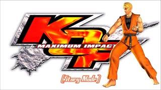 KOF: Maximum Impact - Ryo Sakazaki (Story Mode)