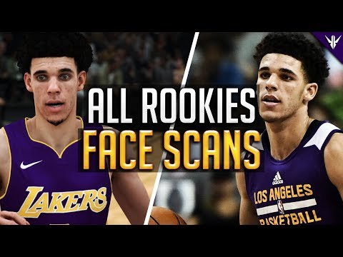 NBA 2K18: All Rookie