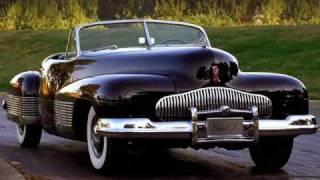 Harley Earl's 1938 GM Buick Y (Y-Job) & Auburn Rubber Toy Car