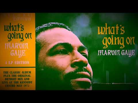 Marvin Gaye - What's Going On (Chopped N Screwed)