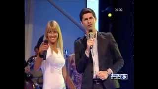 "Gianluca Savoldi in ""Bada bambina"""