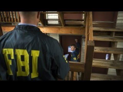 Five things to do when the feds come knocking