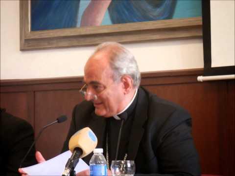 Conferencia de D  Marcelo Sánchez Sorondo
