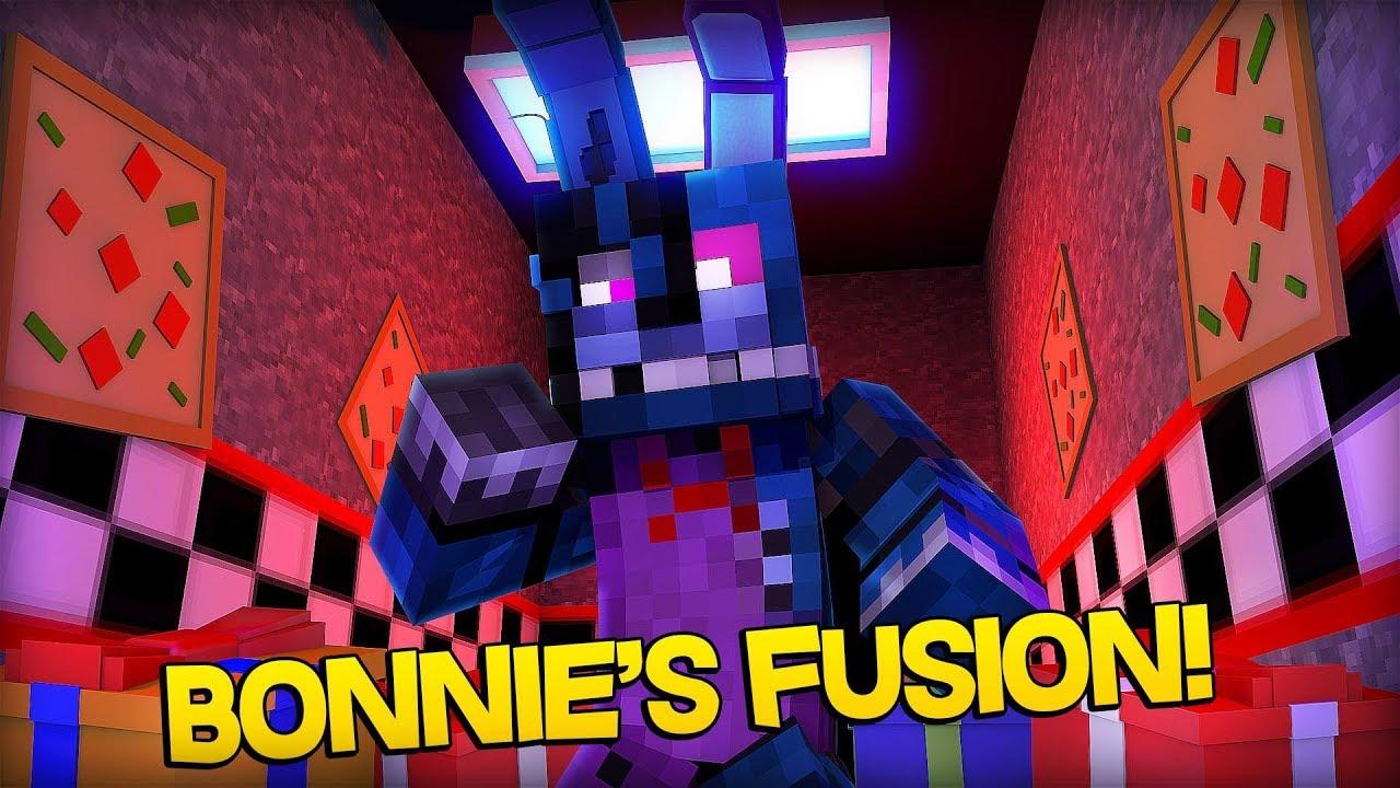 minecraft fnaf bonnie and nightmare bonnie fuse. Black Bedroom Furniture Sets. Home Design Ideas