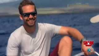 Paul Walker (Shark Week 2013 Spawn Of JAWS)