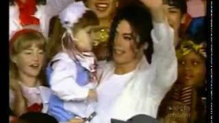 Michael Jackson - heal the world (music video)
