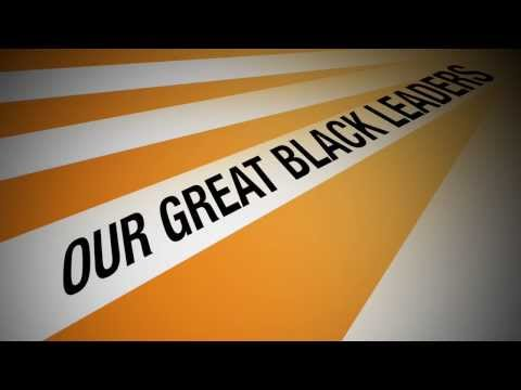 Honouring our Black Leaders