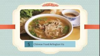 Chinese Food Arlington Va