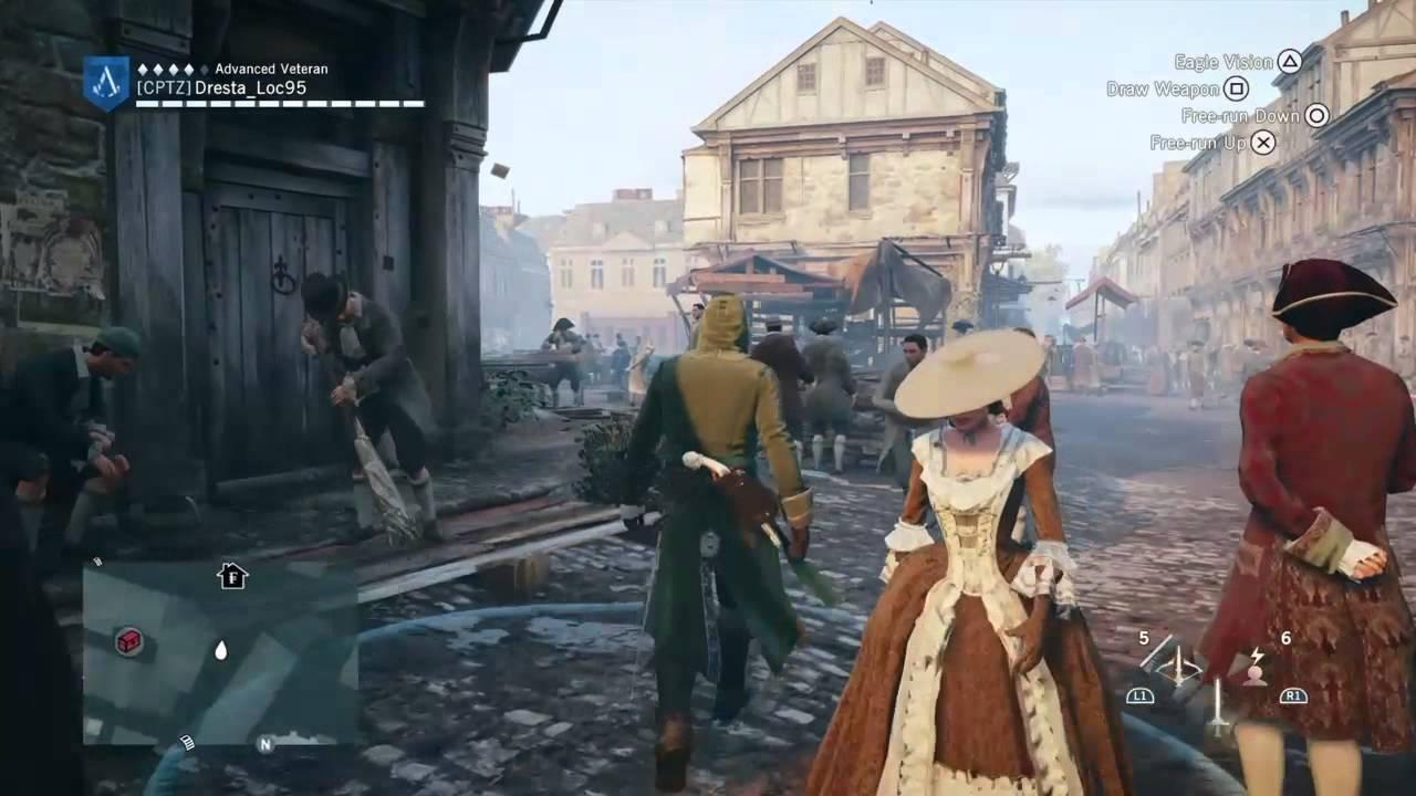 Assassin's Creed: IV Black Flag, Unity & Syndicate ...