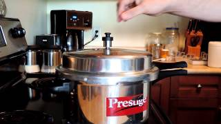Prestige PC Whistling Cooker