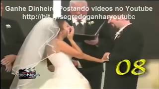 Top 10 Micos em Casamentos, é de morrer de ri