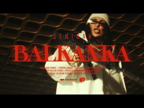 Смотреть клип Senidah - Balkanka
