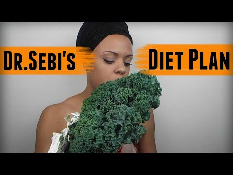 Dr.Sebi's Diet Plan✨