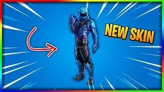 😱 *NEW* 560 EURO SKIN in FORTNITE! (EXCLUSIVE)