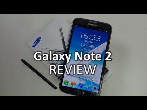 Review: Samsung Galaxy Note 2 | SwagTab