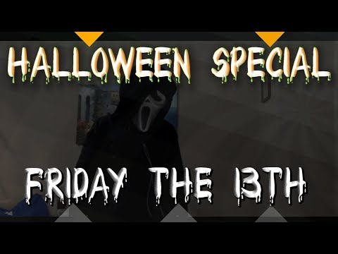 IM A TRUE MAN! Friday the 13th Special!