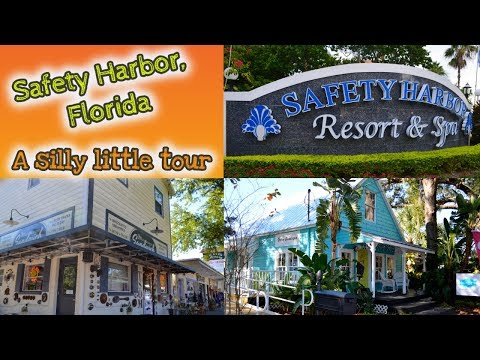 Safety Harbor Florida a silly little tour