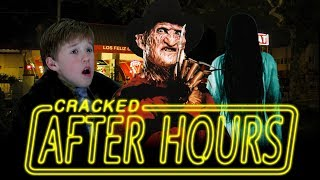 What Movie Ghost Would You Rather Be Haunted By - After Hours (The Sixth Sense,  The Ring)