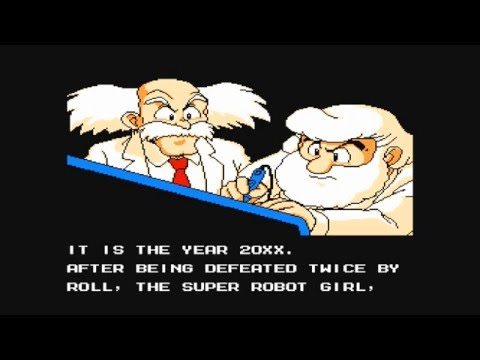 Roll-Chan 3 Improvement - Mega Man 3 ROM Hack on Retron 5 Pa