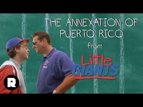 The Annexation of Puerto Rico: 'Little Giants' Definitive Trick Play Explained | The Ringer