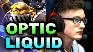 LIQUID vs OPTIC - GREAT GAME #TI8 MAIN! - THE INTERNATIONAL 2018 DOTA 2
