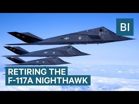 Thumbnail: The F-117A Nighthawk stealth fighter jet is being permanently retired