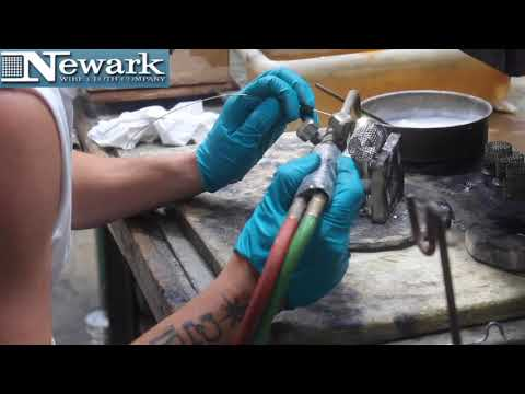 Newark Wire Cloth Co- Soldering
