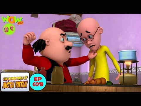 Motu Ki Dosti - Motu Patlu in Hindi  WITH ENGLISH, SPANISH & FRENCH SUBTITLES thumbnail