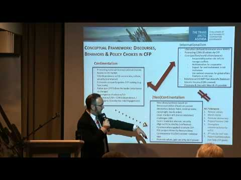 The Trans-Arctic Agenda 2014 - Day 1 (Part 1/2)