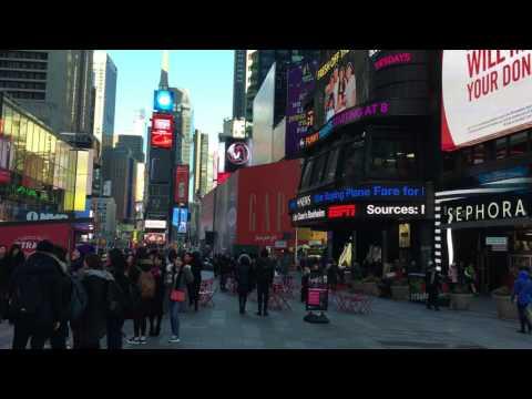 Shopping Malls & Office Buildings, Broadway, Manhattan