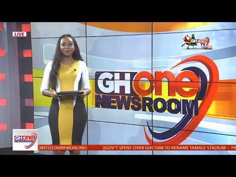 GHOne Newsroom with @LERATO 13/12/2017