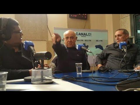 José María Pazos.Héctor Schiaffino. Perfiles Canal4 Radio