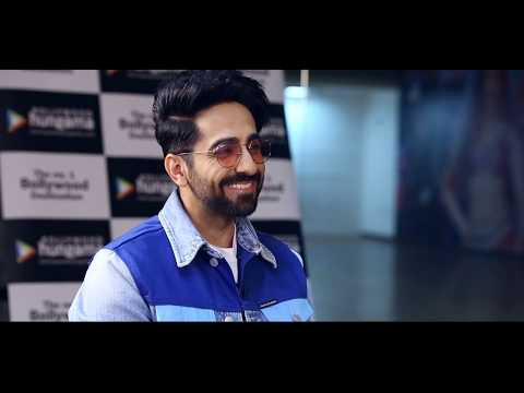 """Ayushmann Khurrana: """"Yes I am playing a COP in Anubhav Sinha's Next BUT…"""""""
