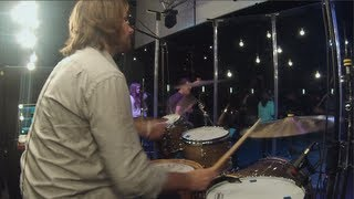 God I Look To You - Bethel - Live Drum Cam - Chris Bair - GoPro