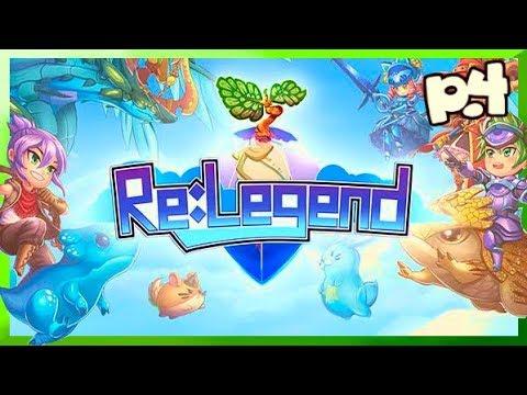 Re:Legend Gameplay p4 | FOREST ISLAND