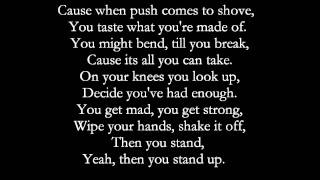 "Rascal Flatts: ""Stand"" ~Lyrics"