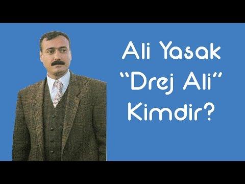 Ali Yasak Drej Ali Kimdir [KimKim] [Sesli Anlatım]