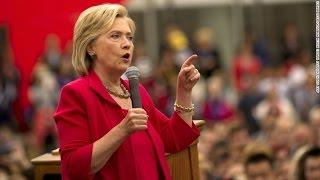 Hillary Clinton's Ohio Rally Was Cringeworthy